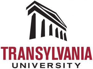 Our first client is Transylvania University