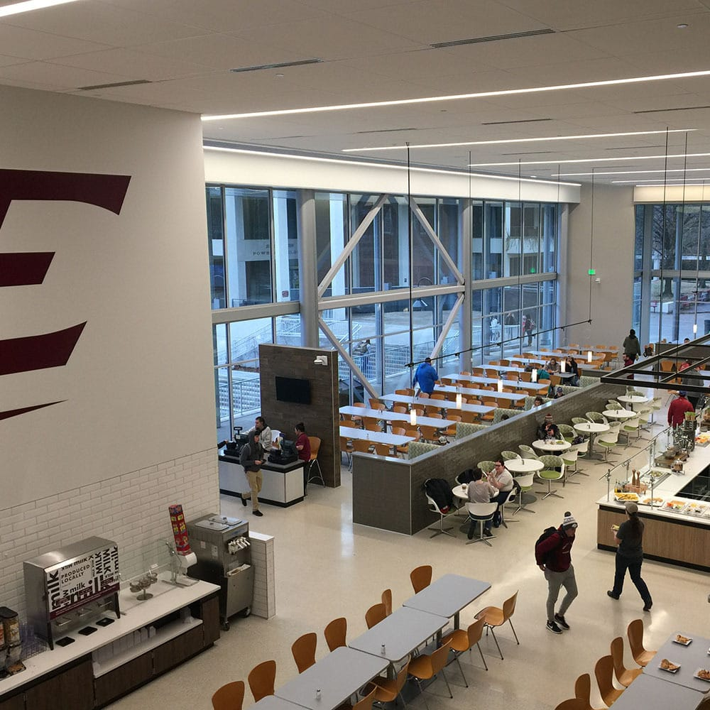 EKU Case Dining Facility