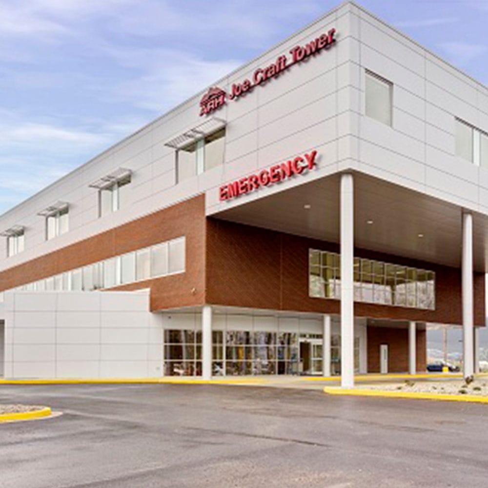 ARH Hospital Joe Craft Tower Expansion