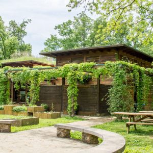Bernheim Visitors Center
