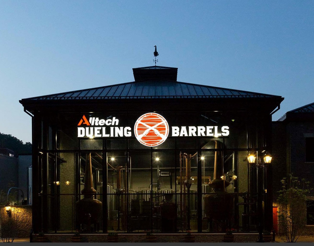 Alltech Dueling Barrels