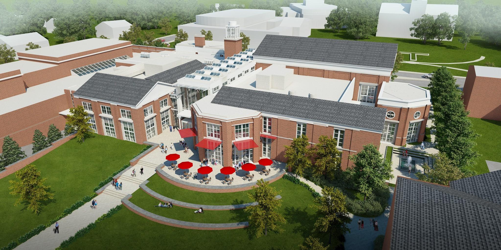 Transy Student Center
