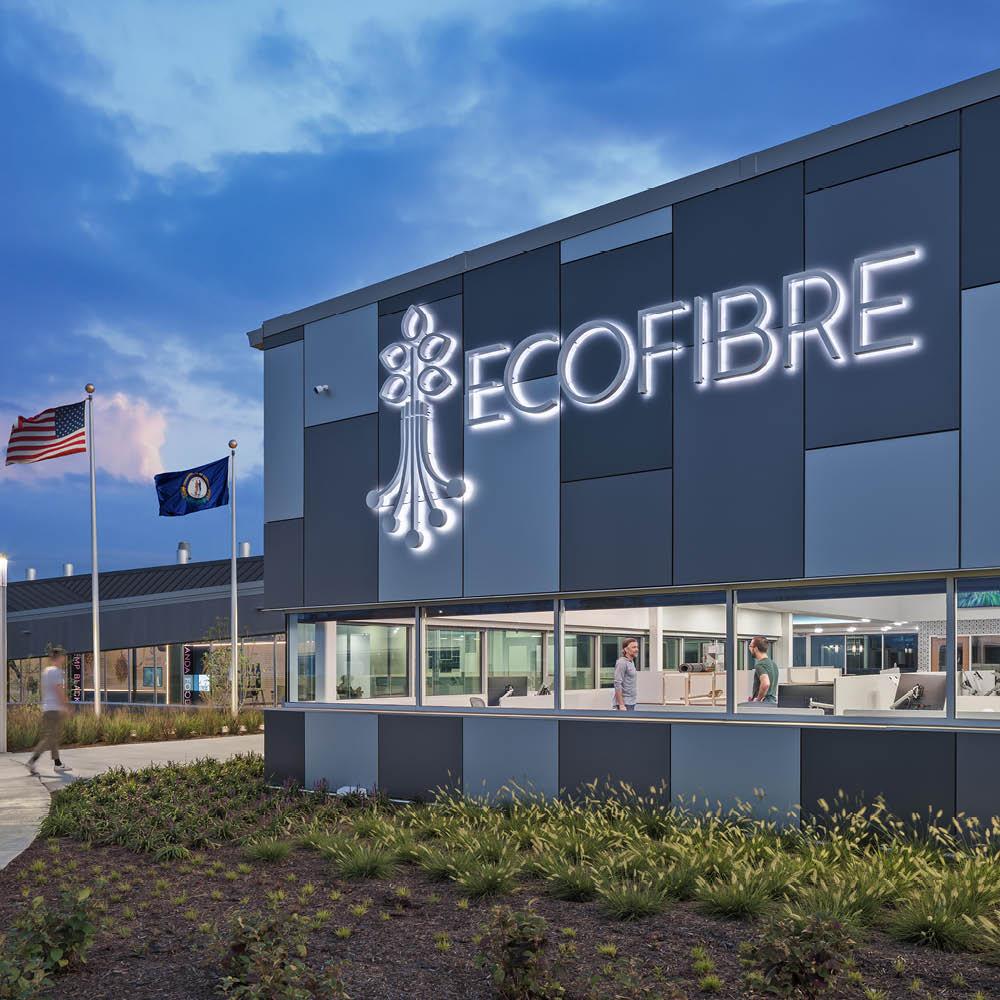 Ecofibre Limited Headquarters